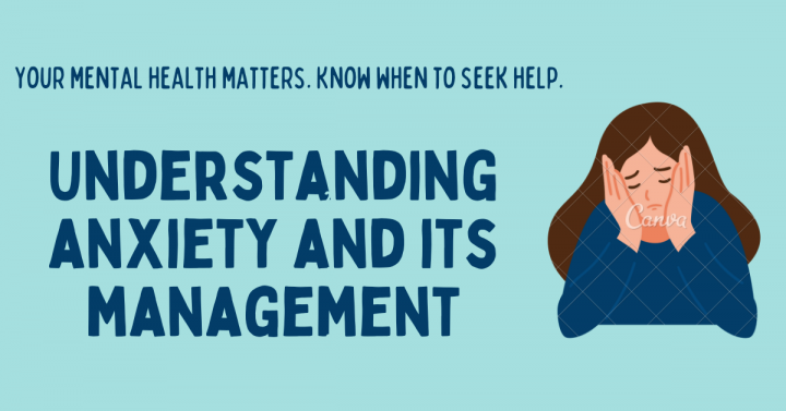 Understanding Anxiety And Its Management